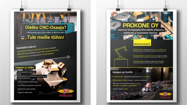 Prokone Oy Julisteet