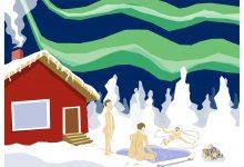 Suomi kuvitus